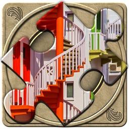 FlipPix Jigsaw - Up