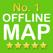 Isle of Man No.1 Offline Map