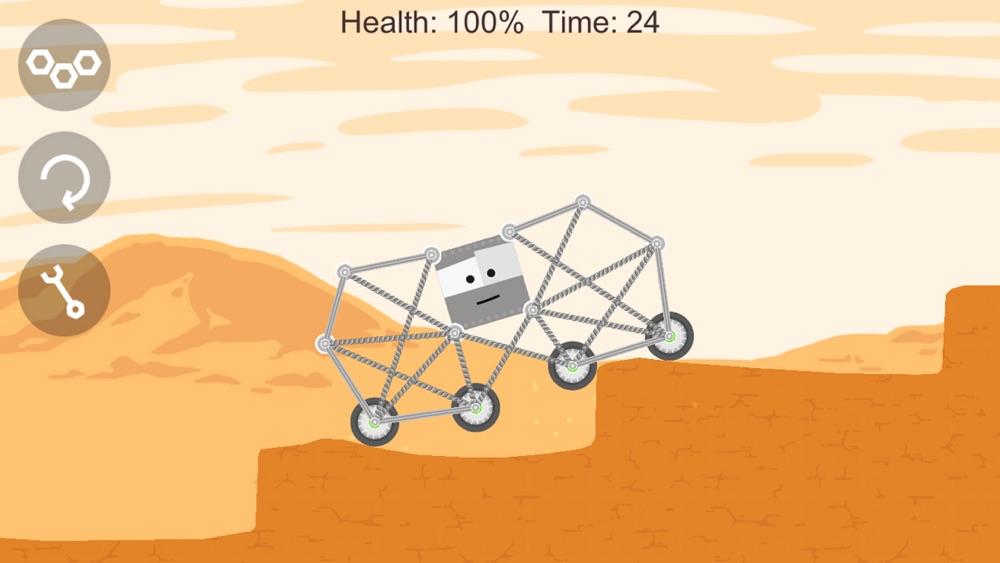 Rover Builder Cheat Codes