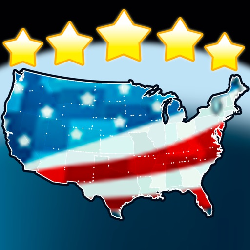 US States (Match'Em Up™ History & Geography)