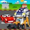 車のロードレース - 子供のための面白いゲーム
