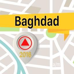 Baghdad Offline Map Navigator and Guide