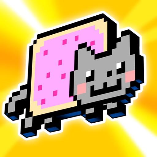 Nyan Cat Premium Stickers