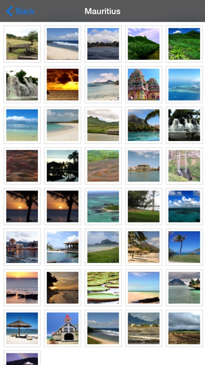 Mauritius Offline Map Travel Guide screenshot-4