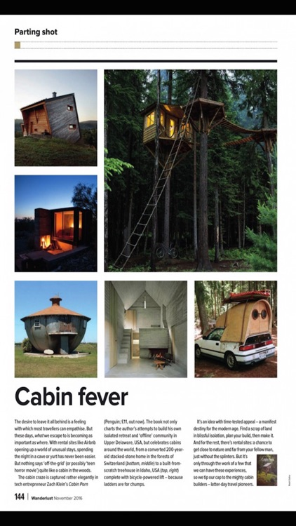 Wanderlust Travel Magazine screenshot-4