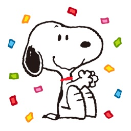 SNOOPY Animation Stickers