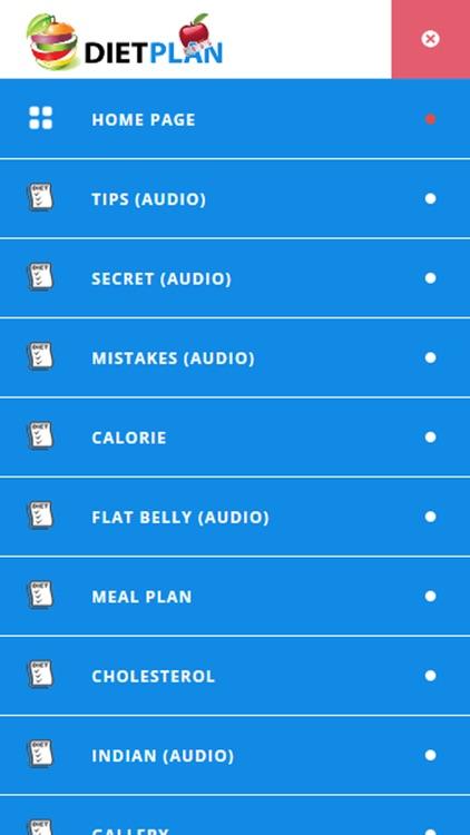 Diet Plan Weight Loss screenshot-4
