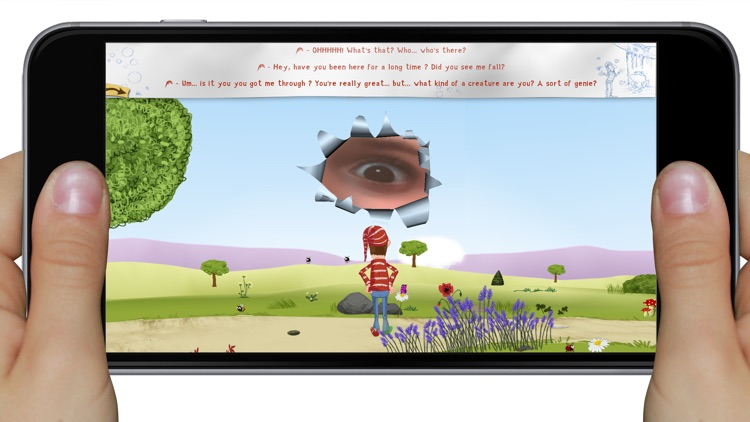 Peepo and the Unfinished Story screenshot-1