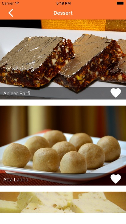 Yummy Indian Dessert Recipes