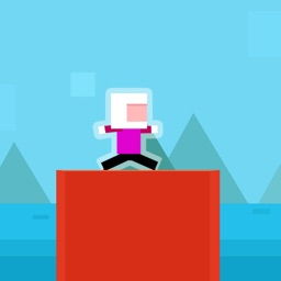 Amazing Jump : Dash Swing Hero Mr Flap