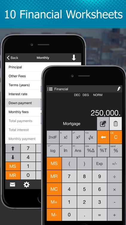 Calc Pro - The Top Mobile Calculator!