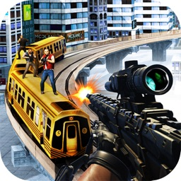 Sin City Train Sniper 3D - FPS Shoot 2017