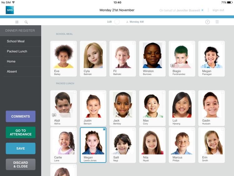 SIMS Teacher screenshot-4