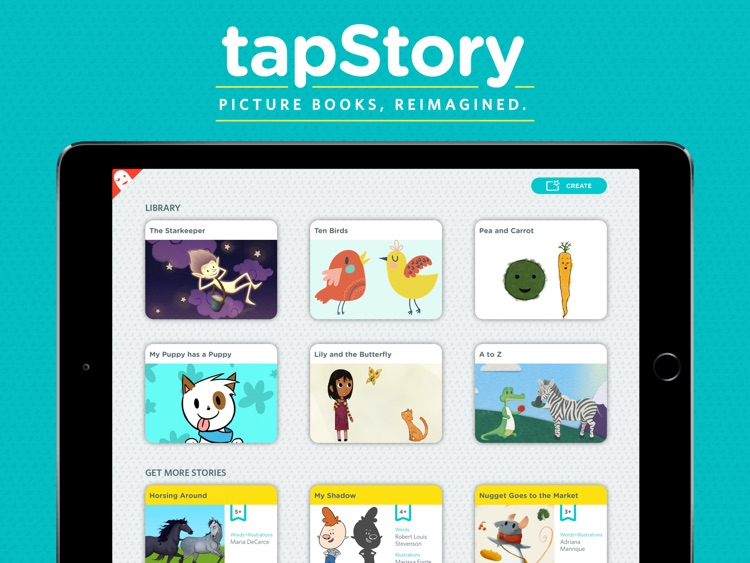 tapStory screenshot-0