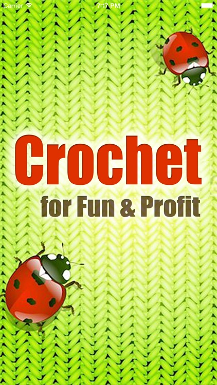 Crocheting For Fun & Profits Learn How to Crochet