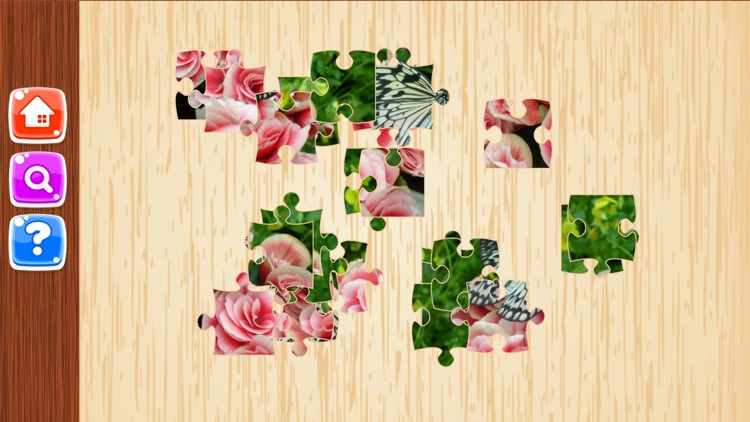 Butterfly Puzzles - Jigsaw Puzzle Game For Kids screenshot-4