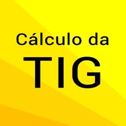Cálculo da TIG
