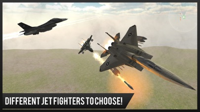 Modern Jet Air Strike Combat Shooter : Delta Forceのおすすめ画像4