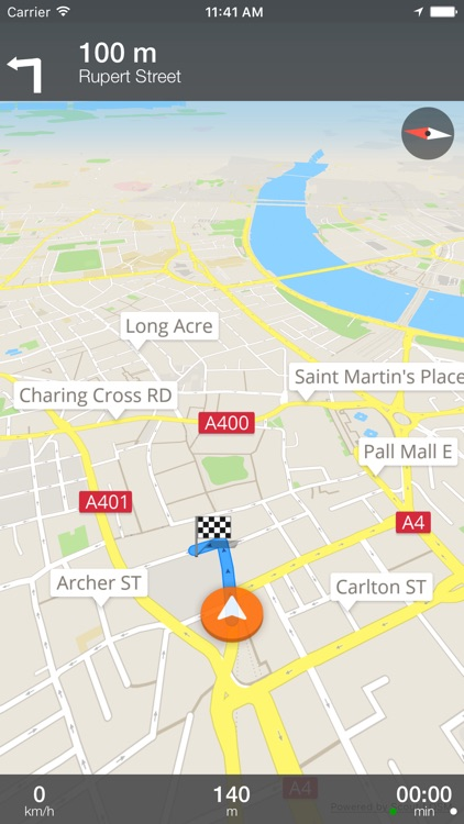 Abu Dhabi Offline Map and Travel Trip Guide