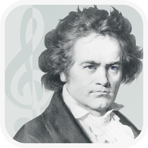 Ludwig van Beethoven - Classical Music icon