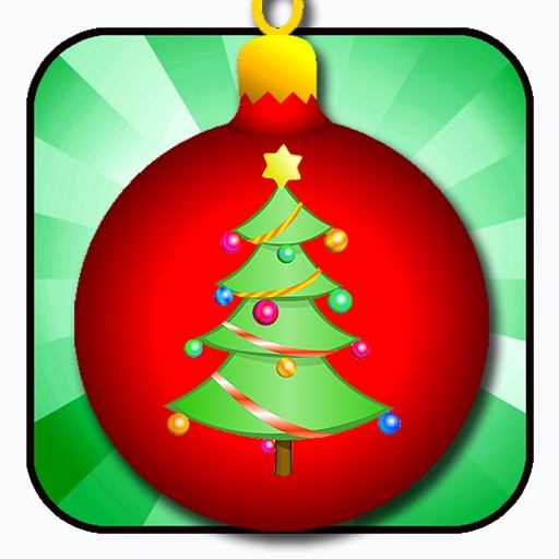 A Christmas Tree Maker for iPad