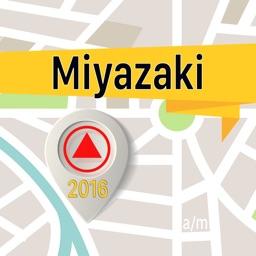 Miyazaki Offline Map Navigator and Guide