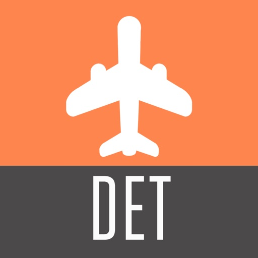 Detroit Travel Guide with Offline City Street Map