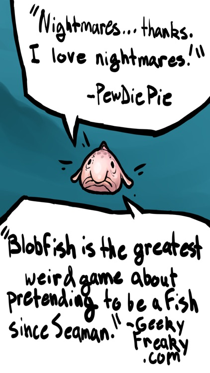 Blobfish Evolution
