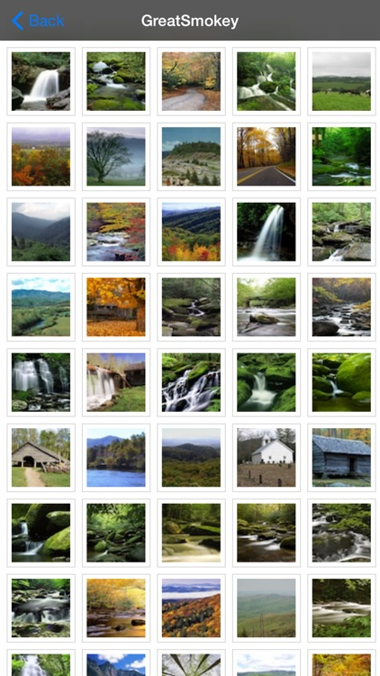 Great Smokey Mountains National Park screenshot-3
