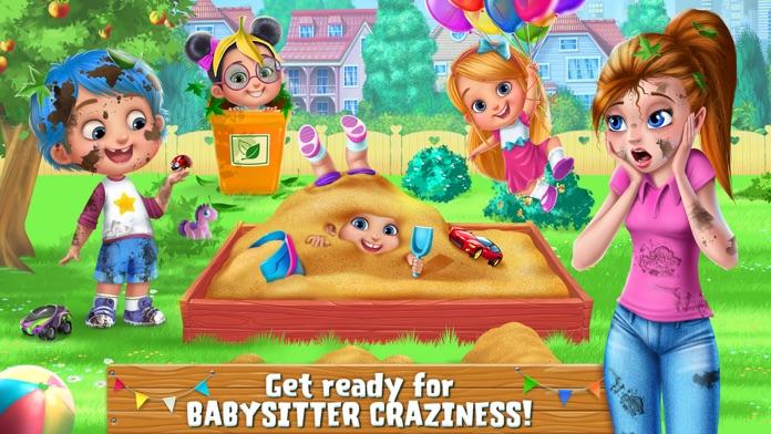 Babysitter Craziness Screenshot