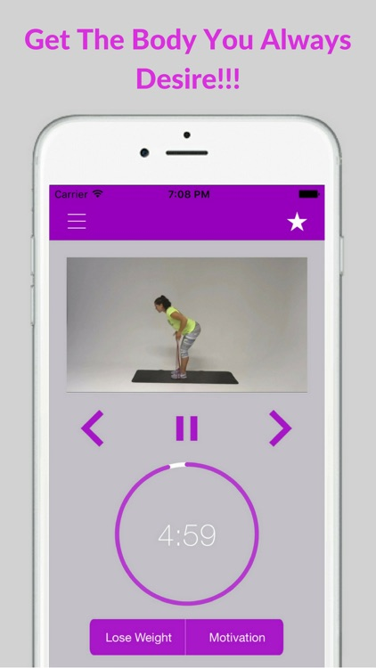 Resistance Band Workout Trainer Exercises Training screenshot-4