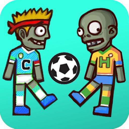Zombie Soccer Physics