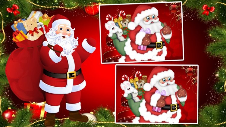 Christmas Find The Difference - Spot It screenshot-3