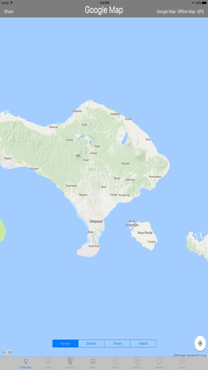 Bali Indonesia Tourist Travel Guide screenshot-4