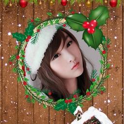 Christmas 2017 Photo Frames - Fx editor