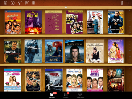 Top 10 Apps like Movie Database: Blu-ray 4K DVD in 2019 for