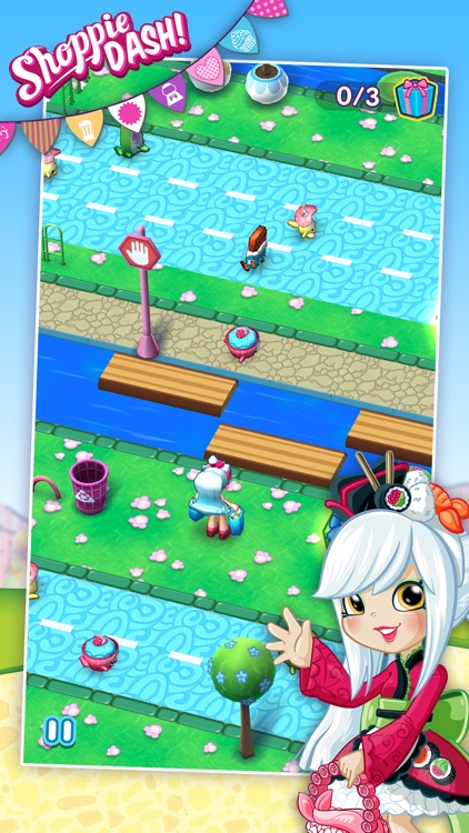 Shopkins: Shoppie Dash! screenshot-2
