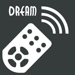 Dreamote : remote Dreambox enigma and VU+