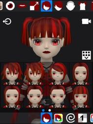 My Talking Goth Lite ipad images