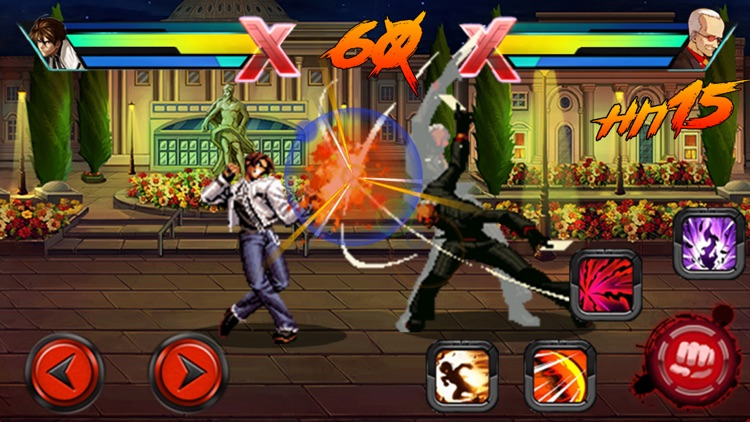 Mixed Thug Match - KO Street Fight