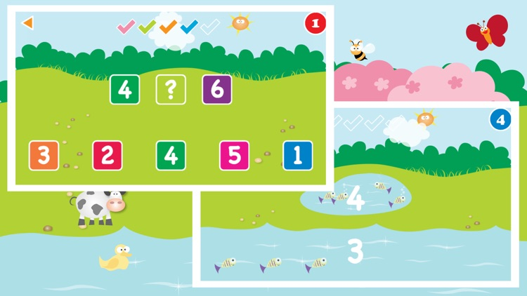 Preschool and Kindergarten Math Games & Activities