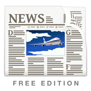 Aviation Airline News Free - Airplane & Drone News app