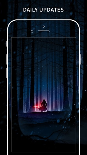 Wallpapers For Star Wars Hd Im App Store