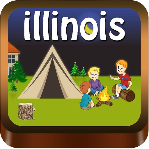 illinois-USA- Campgrounds