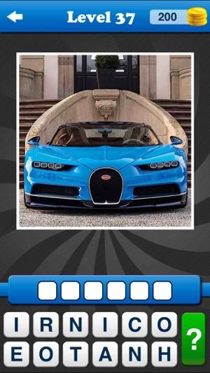 Guess The Car Sports Brands Logo Quiz Trivia 4