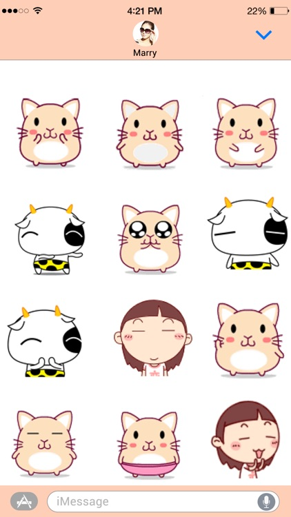 Dumoji Stickers