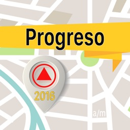 Progreso Offline Map Navigator and Guide