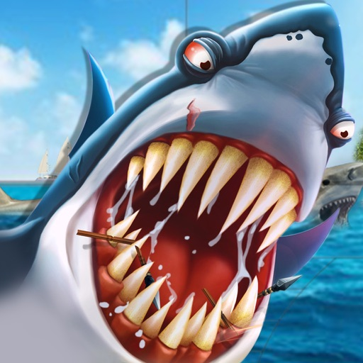 2016 акул копье рыбалка охотник в море мире игр