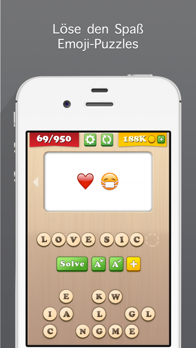 Emojis for iPhoneScreenshot von 4