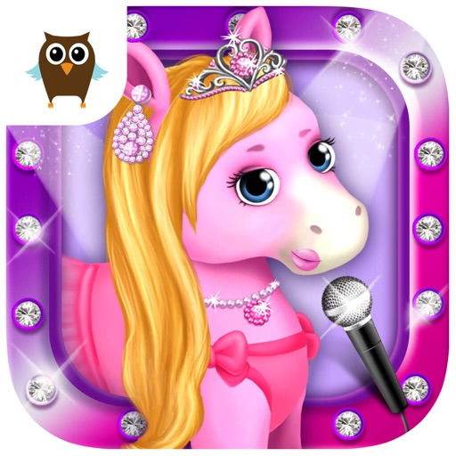 Pony Sisters Hair Salon 2 - No Ads